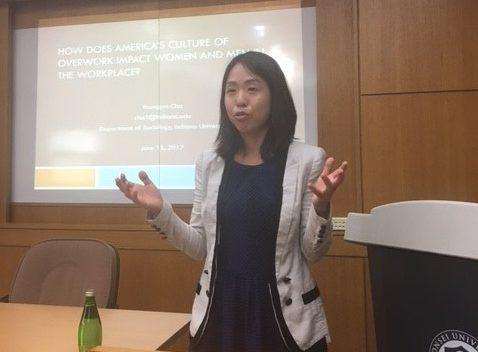 미국의초과근무 문화가 직장 여성과 남성에 미치는 영향